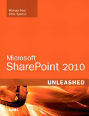 Microsoft Sharepoint 2010 Unleashed Book PDF