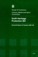 Draft Heritage Protection Bill
