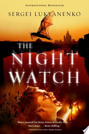 The Nightwatch banner backdrop