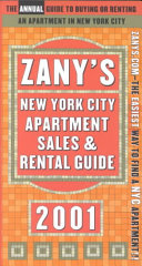Zany s New York City Apartment Guide  2001