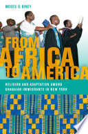From Africa to America