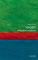 Sport  A Very Short Introduction