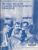 Proceedings of Second Annual Conference  Mental Health Career Development Program