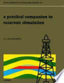 A Practical Companion To Reservoir Stimulation