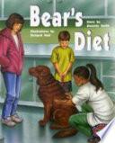 Bear s Diet Book