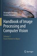 Handbook of Image Processing and Computer Vision