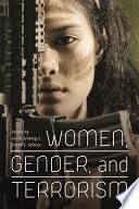 Women  Gender  and Terrorism
