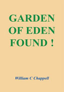 Garden of Eden Found !