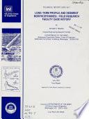 Technical Report CERC Book