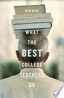 link to What the best college teachers do in the TCC library catalog