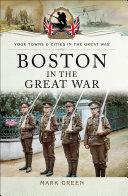 Boston (UK) in the Great War Pdf/ePub eBook