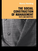 The Social Construction of Management