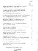 Management International Business Information Kit
