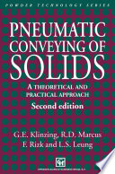 Pneumatic Conveying of Solids Book
