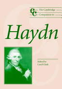 The Cambridge Companion to Haydn