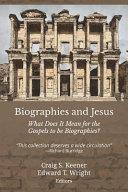 Biographies and Jesus