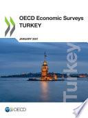 OECD Economic Surveys  Turkey 2021 Book