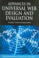 Advances in Universal Web Design and Evaluation
