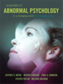 Essentials of Abnormal Psychology  Third Canadian Edition with NEW MySearchLab and Introduction to the DSM 5