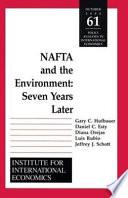 NAFTA and the Environment