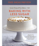 Baking with Less Sugar  Sneak Preview