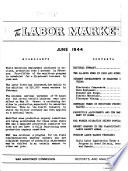 Labor Market and Employment Security