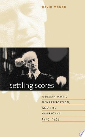 Download Settling Scores online Books - godinez books