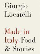 Made in Italy Pdf/ePub eBook