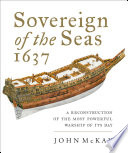 Sovereign of the Seas  1637 Book