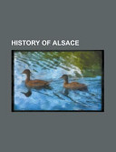 History of Alsace