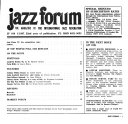 Jazz Forum Book