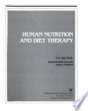 Human Nutrition and Diet Therapy