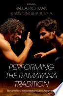 Performing the Ramayana Tradition