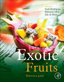 Exotic Fruits Reference Guide Book
