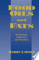 Food Oils and Fats Book