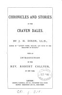 Chronicles and Stories of the Craven Dales