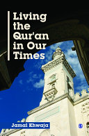 Living the Qur an in Our Times