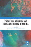 Pdf Themes in Religion and Human Security in Africa