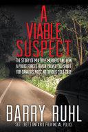 Pdf A Viable Suspect