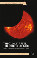 Pdf Theology after the Birth of God Telecharger