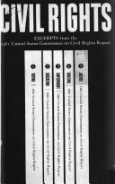 Excerpts from the 1961 Commission on Civil Rights Report