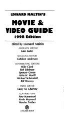 Leonard Maltin's Movie and Video Guide