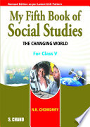 My Fifth Book Of Social Studies For Class-V