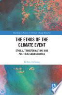The Ethos of the Climate Event