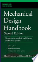 Mechanical Design Handbook  Second Edition