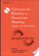 Calibration and Reliability in Groundwater Modelling