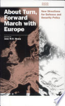 About Turn  Forward March with Europe Book