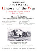 Hutchinson s Pictorial History of the War