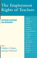 Pdf The Employment Rights of Teachers