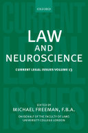 Law and Neuroscience